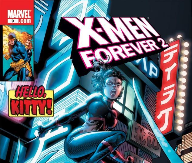 X-Men Forever 2 (2010) #9