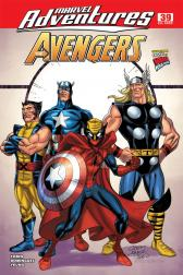 Marvel Adventures the Avengers #39 