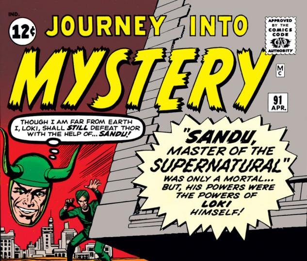 Journey Into Mystery (1952) #91