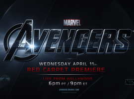 Watch the Avengers World Premiere Live