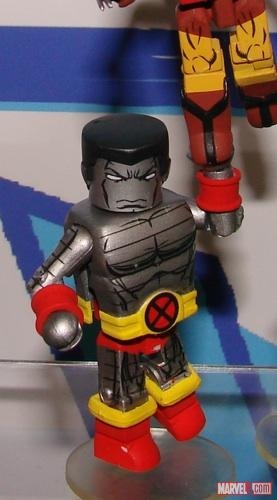 Colossus Marvel Minimate by DST