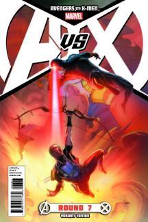 Avengers Vs. X-Men #7  (Promo Variant)