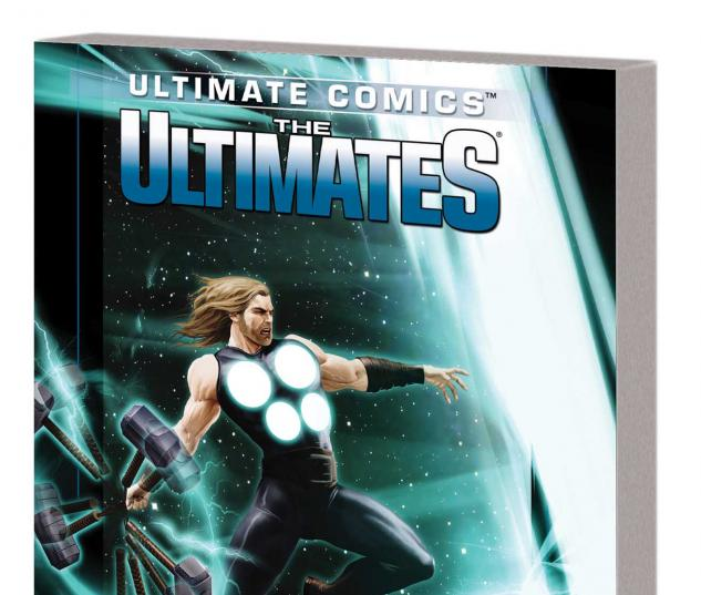 ULTIMATE COMICS ULTIMATES BY JONATHAN HICKMAN VOL. 2 TPB