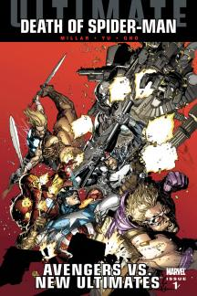 Ultimate Comics Avengers Vs New Ultimates #1