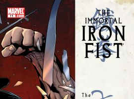 Immortal Iron Fist Annual (2007) #11