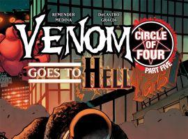 Venom (2011) #13.4 Cover