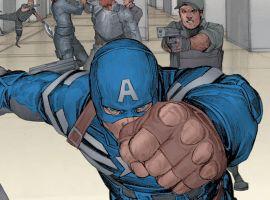 Captain America: The Winter Soldier Prelude
