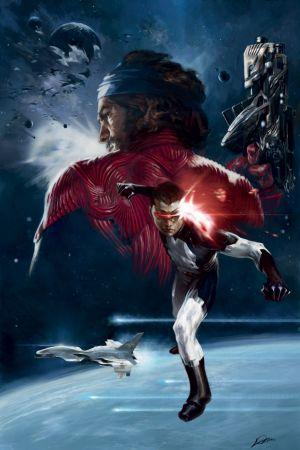 Cyclops (2014) #1 cover by Alexander Lozano