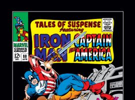 Tales of Suspense (1959) #88 Cover