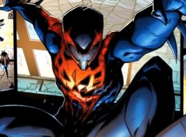Marvel AR: Spider-Man 2099