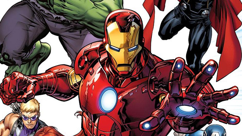 Marvel Universe All-Ages Comics