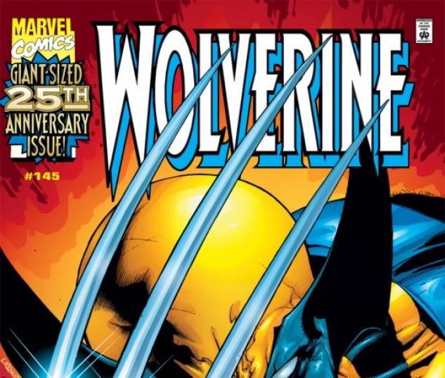 Wolverine #145