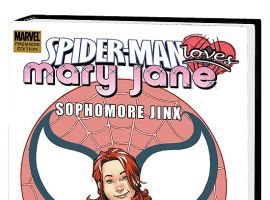 SPIDER-MAN LOVES MARY JANE: SOPHOMORE JINX PREMIERE #1