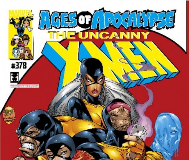 UNCANNY X-MEN #378