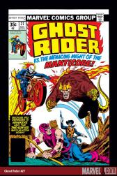 Ghost Rider #27 