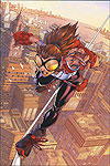 ARAÑA: THE HEART OF THE SPIDER (2005) #1 COVER