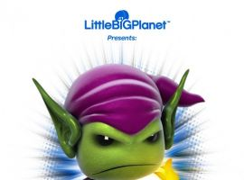 LittleBigPlanet Green Goblin poster - Marvel.com exclusive