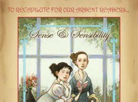 SENSE & SENSIBILITY #2 recap page