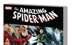 SPIDER-MAN: ORIGIN OF THE SPECIES TPB cover