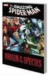 Spider-Man: Origin Of The Species TPB (Trade Paperback)