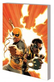 Power Man and Iron Fist Vol. 1 (Trade Paperback)