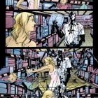 Spider-Island: Cloak & Dagger #2 preview art by Emma Rios