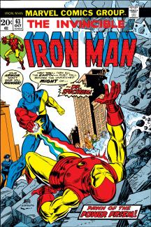 Iron Man (1968) #63