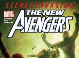 New Avengers (2004) #41