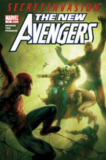 New Avengers (2004) #41