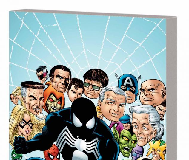 Essential Web of Spider-Man Vol. 2 Cover