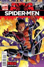 Spider-Men #2 cover