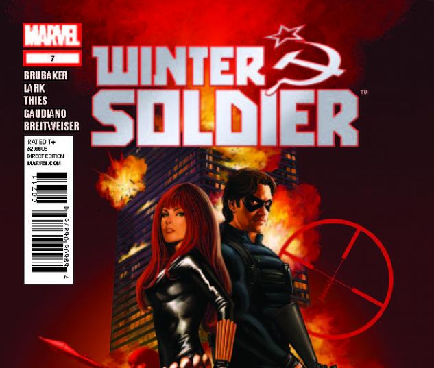 WINTER SOLDIER 7