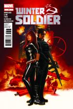 Winter Soldier #7 cover