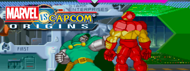 Marvel vs. Capcom Origins is Now Available on PSN