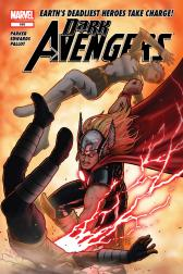 Dark Avengers #180 