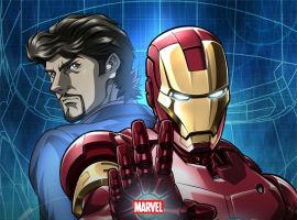 Iron Man (Anime) Master
