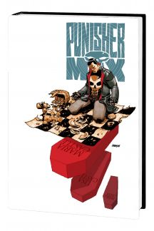 PUNISHER MAX BY JASON AARON & STEVE DILLON OMNIBUS HC (Hardcover)