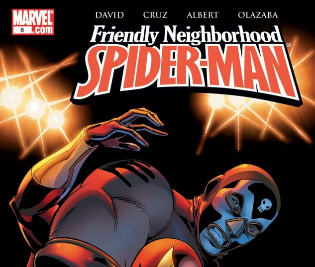 cover to Friendly Neighborhood Spider-Man (2005) #6
