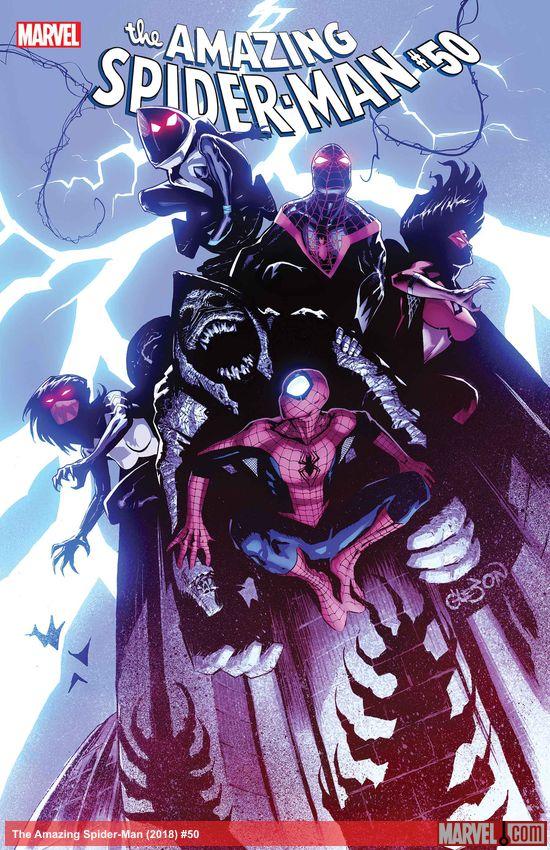 The Amazing Spider-Man (2018) #50