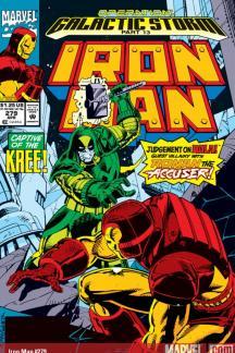 Iron Man #279
