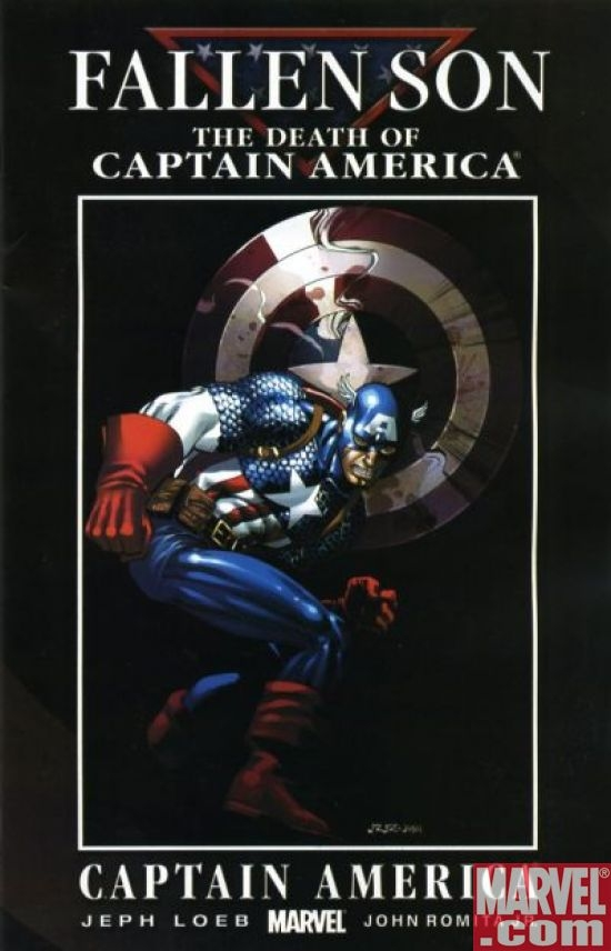 Fallen Son: The Death of Captain America #3