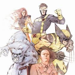 X-MEN: ODD MEN OUT #1