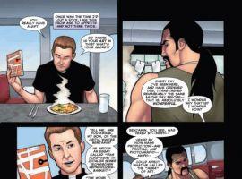 Nightcrawler story, page 2