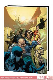 New Avengers Vol. 6: Revolution Premiere (Hardcover)