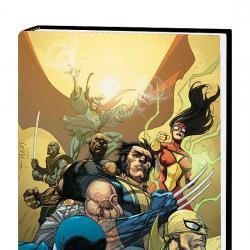 New Avengers Vol. 6: Revolution Premiere (2007)