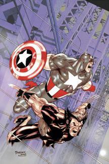 Wolverine/Captain America #4