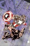 WOLVERINE/CAPTAIN AMERICA (2003) #4 COVER