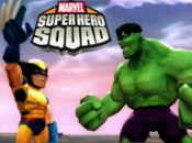 Super Hero Squad Game Clip: Cutscenes