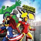 Animated Avengers Assemble Oct. 20