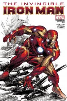 Invincible Iron Man #508  (Architect Variant)
